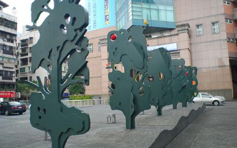 圖片2: 樹的組曲-培育意象(6件)