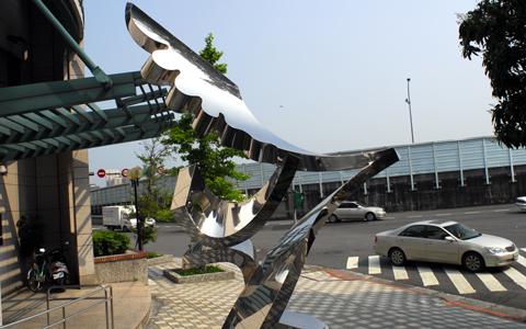 圖片1: 青天之翼 (作品照片共5張)