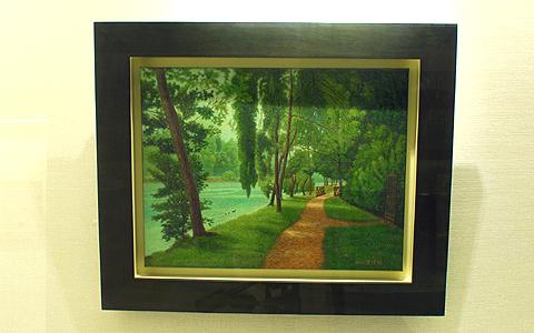 圖片1: 瓦日河畔 (作品照片共1張)