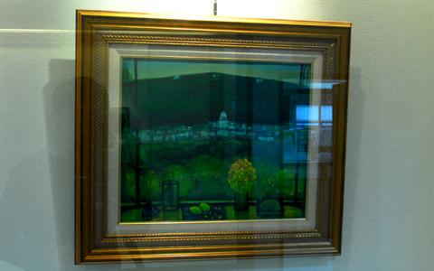 圖片1: 窗邊靜物 (作品照片共1張)