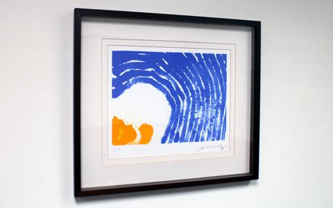 圖片1: 無題7粉藍(2/2) (作品照片共1張)