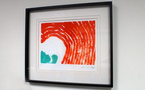 圖片1: 無題8橙(2/2) (作品照片共1張)