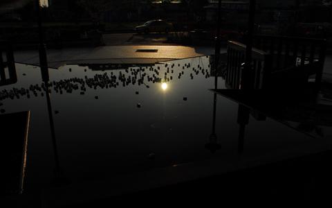 圖片4: 五張河床