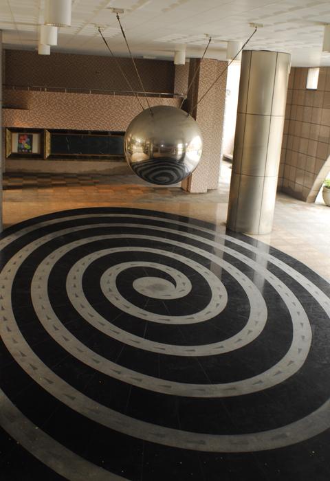 圖片1: 大地之心+意象之球 (作品照片共2張)