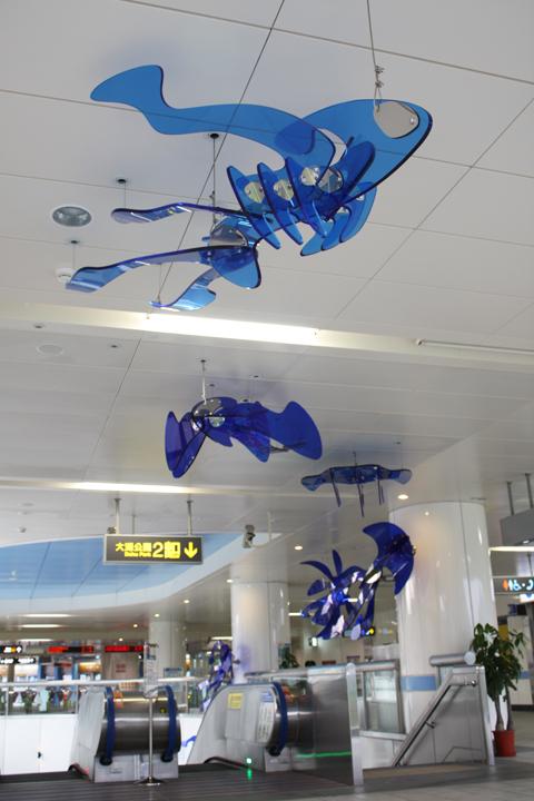 圖片1: 風箏--悠游天際 (作品照片共5張)