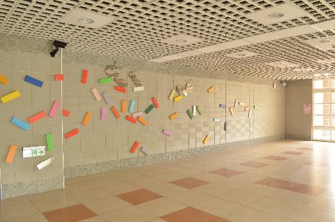 圖片5: B案:「校內公共空間」-戲中學 - 聚 Learning in Play - Togetherness
