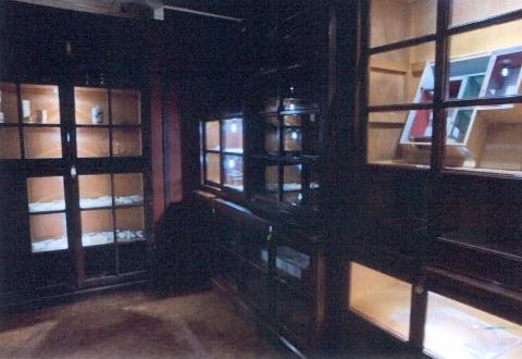 圖片3: 臺大藏珍閣     The Chamber of Uncanny Objects