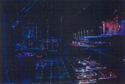 圖片3: 光拓臺大--磯永吉紀念室   NTU Lightscape  -  Eikichi Iso Memorial House