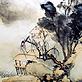 縮圖1: 朱家山水中堂 (作品縮圖共1張)