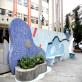 縮圖4: A案:「校門公共空間」-春風化雨牆 Wall of Nourishment
